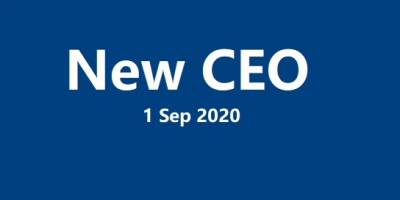 Change of CEO